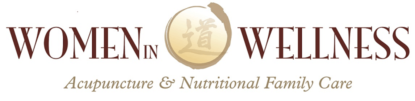 women in wellness of towson logo