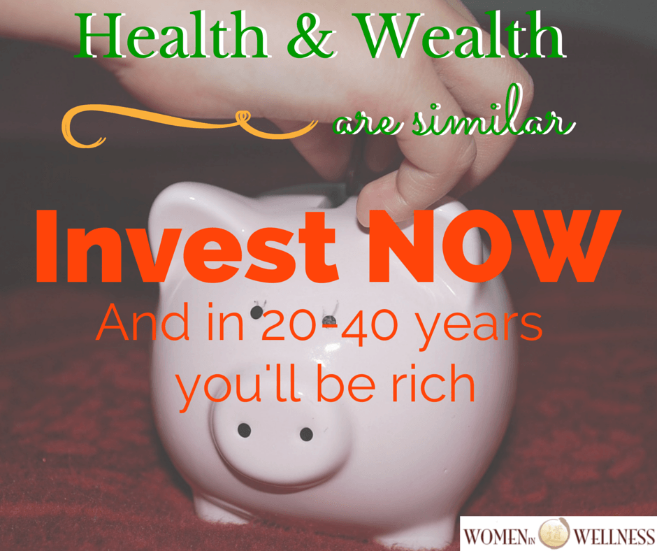 health and wealth quote