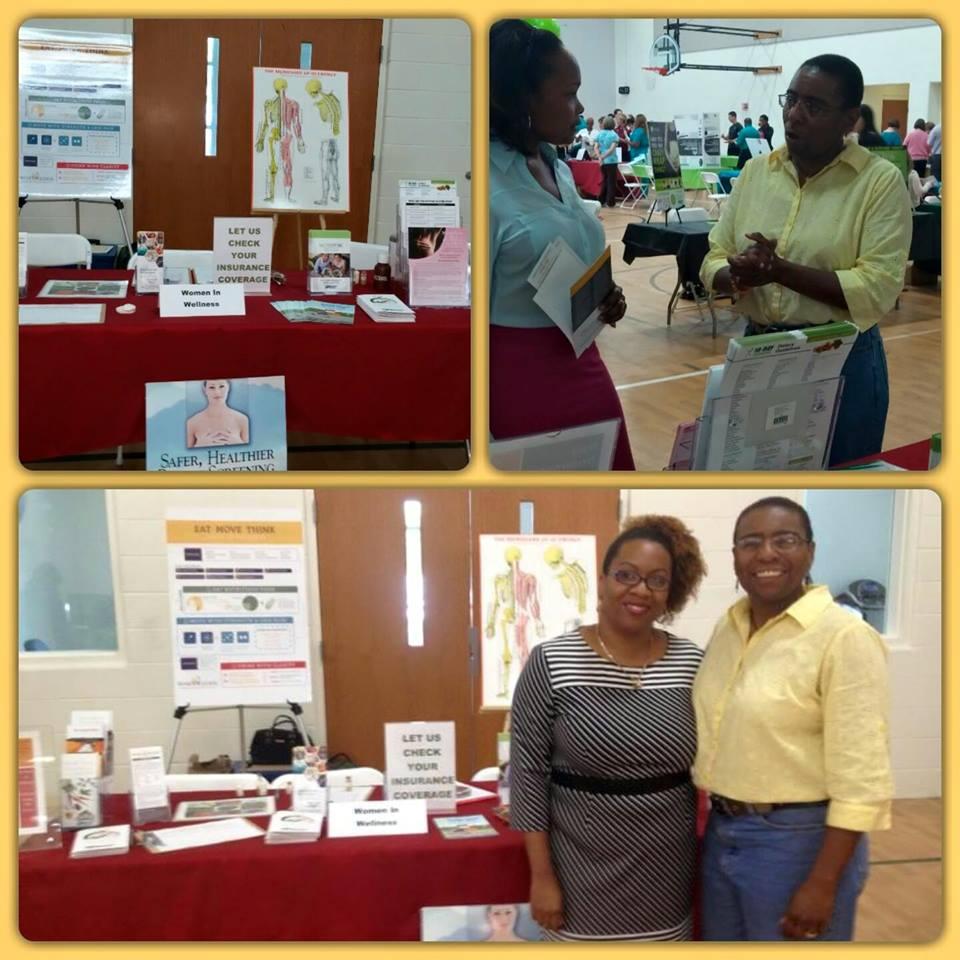 acupuncture health fair
