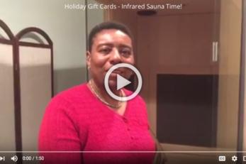 Infrared Sauna Gift Cards - Strength & Vitality Wellness Center