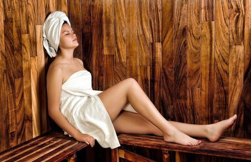 infrared-sauna-session
