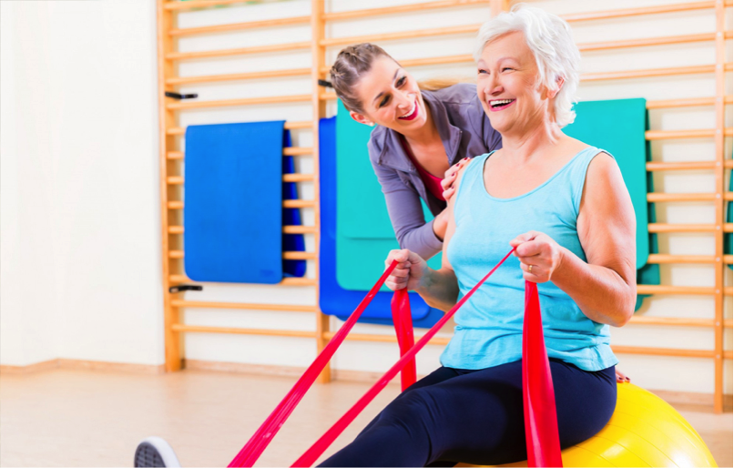 Looking for a Senior Exercise Program? Top Ten Reasons to Train with Cara-Michele and Her Partners: Part One | Strength & Vitality Wellness Center | Mt. Washington, Maryland